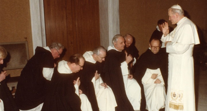 Saint John Paul II on the Dominican Order