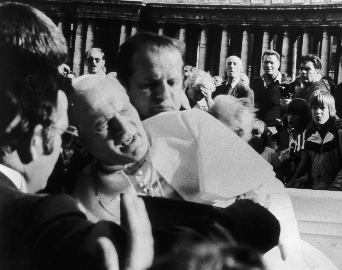 St. John Paul II & Fatima: The Suffering Pope